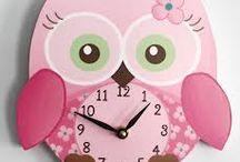 Baglyos cuccok - owl crafts