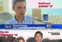 Truth / Shooting crisis actor at multiple interviews.