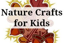 Nature crafts / by Monica Ann