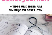 Bullet Journals & Handlettering