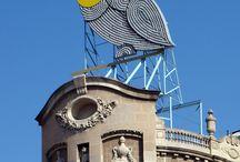 Bestiari Barcelona / safari through Barcelona with www.sensation-apartments.com