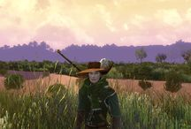 Lord of the Rings Online (LotRO) / Screenshots of Scenery from Lord of the Rings Online (LotRO).  http://fibrojedi.me.uk/lotro-lord-rings-online/