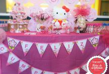 Kit Hello Kitty / Kit personalizado para tu fiesta