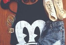 Disney fashion❤❤❤