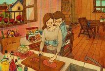 Beziehung, Liebe