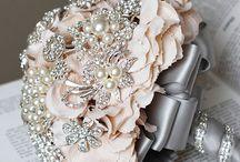 Bouquet di cristallo