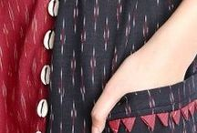 Handloom Kurti Styles