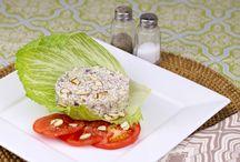 Keto Lunch / Low carb, full fat, no grains or sugar lunch ideas! / by Savannah McCoury