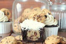 cooki cupcake / und Desserts