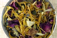beautiful teas / Sublime, organic, healthy herbal tea