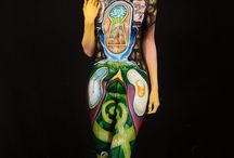 Art du Body Painting