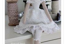 Crocheted  Tilda