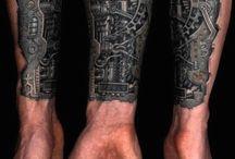 Tatouages biomécaniques