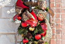 Xmas outdoor ideas