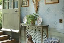 to the manor born / country house style / by Michelle Hylan