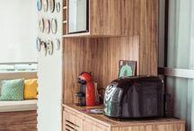 Cantinho do café / O cantinho do café é uma das novas tendências na decoração, se inspire!