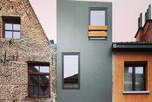 bâtiments / by melisa pita