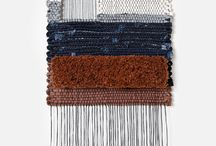 Weaving & textiles / by Do-Hee Kim