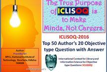 LIS Cafe : ICLISOQ-2016