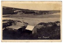 Old postcards of Cornwall