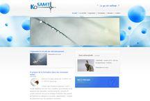 Beauté & Santé / Web design sites internet Beauté & Santé