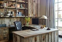 DIY | Man's Cave Office