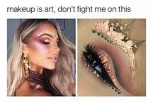 Goals makeup