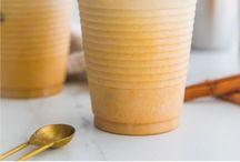Ice Golden Tumeric drinks