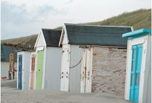 Little house on the beach / by Margrethe