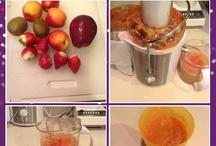 Fresh fruit drink