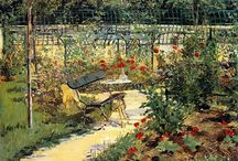 Edouard Manet Oil paintings / [French Realist/Impressionist Painter, 1832-1883] , http://www.painting-in-oil.com/artworks-Manet-Edouard-page-1-delta-ALL.html