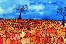 Fall Art / by Shannon Harvey