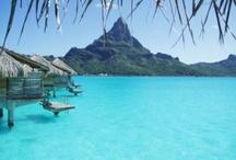 My vacation spots