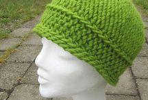 Crochet hats&scarves