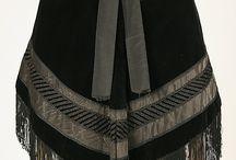kläder från 1800-talet
