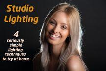 Studio Lighting Techniques
