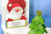 Χριστουγεννιάτικες δημιουργίες!
