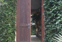 Doorways-Rosemary Beach