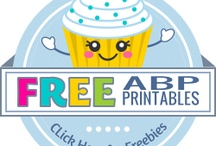 Printable Freebies :) / by Jenny Castillo Abramson