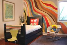 Wall Painting Ideas / by Bianca Le Cornu