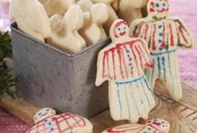 Let's eat - Norwegian Christmas Cookies