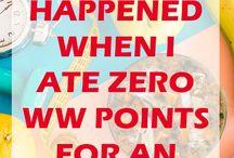 WW zero points recipes.