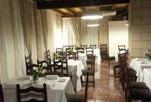 Restaurante Casa Alfonso. Cazorla / Asesoramiento y decoración de un antiguo local de restauración. Un proyecto basado en el aprovechamiento máximo de todo lo ya existente, dotándo al nuevo local  de una elegancia sencilla pero atemporal.