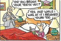 Dental Comics / Dental Comic collection - Dr. Melissa Skinner - North Vancouver Dentist. Some dental humour to bring you some laughs!