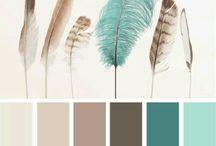 színek harmóniája