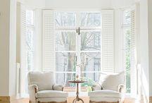 Plantation shudders & curtains