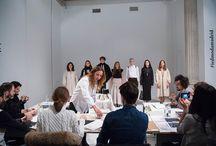 Fashion Design - TFES 2016 / La Sala de Exposiciones del IED Madrid se convirtió en el escenario perfecto para la presentación de los Trabajos Fin de Estudios de los alumnos de 4º del Título Superior en Diseño de Moda. Cuatro jornadas y un total de 45 proyectos que demuestran que el futuro de la moda está asegurado