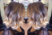coloração hair