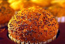 Tahinli muffin