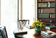 Dining Room & Library